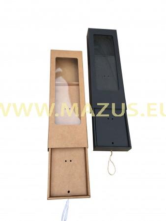 Ištraukiama dėžutė su langeliu