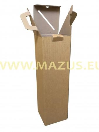Vyno dėžė iš gofruoto katono
