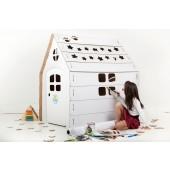 Žaidimų namas-konstruktorius BOXFISH