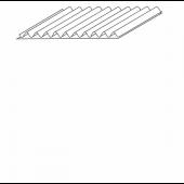 Dvisluoksnis gofruotasis kartonas