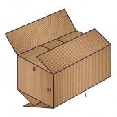 FEFCO 0202 dėžės modelis