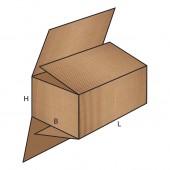 FEFCO 0203 dėžės modelis