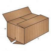 FEFCO 0204 dėžės modelis