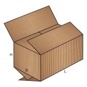 FEFCO 0205 dėžės modelis