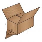 FEFCO 0206 dėžės modelis