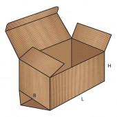 FEFCO 0211 dėžės modelis