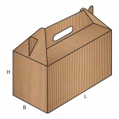 FEFCO 0217 dėžės modelis