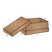 FEFCO 0310 dėžės modelis
