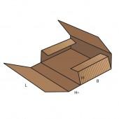 FEFCO 0401 dėžės modelis
