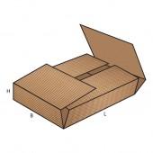 FEFCO 0402 dėžės modelis