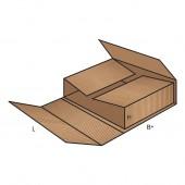 FEFCO 0404 dėžės modelis