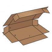 FEFCO 0410 dėžės modelis