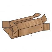 FEFCO 0411 dėžės modelis