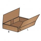 FEFCO 0412 dėžės modelis