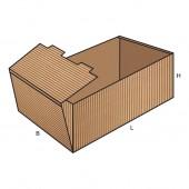 FEFCO 0422 dėžės modelis