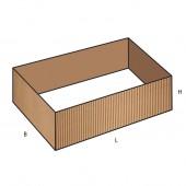 FEFCO 0501 dėžės modelis