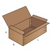 FEFCO 0607 dėžės modelis