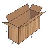 FEFCO 0620 dėžės modelis