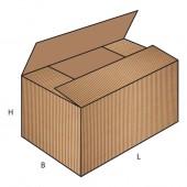 FEFCO 0701 dėžės modelis
