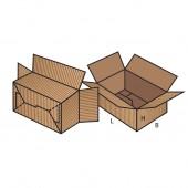 FEFCO 0711 dėžės modelis