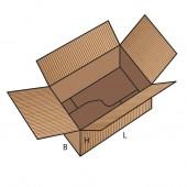 FEFCO 0712 dėžės modelis