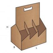 FEFCO 0717 dėžės modelis