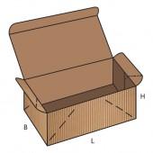 FEFCO 0747 dėžės modelis