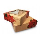 Dėžutė su PVC langeliu