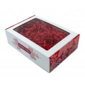 Dėžutė su kalėdine spauda